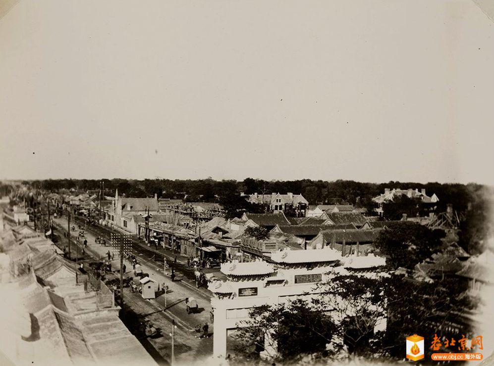 mx04-045 冯Ketteler纪念馆,Hatamen街,北京 约1905年.jpg