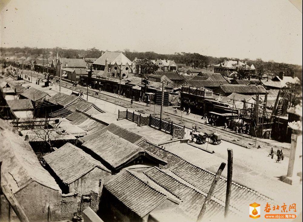 mx04-046 Hatamen街,北京 约1905年.jpg