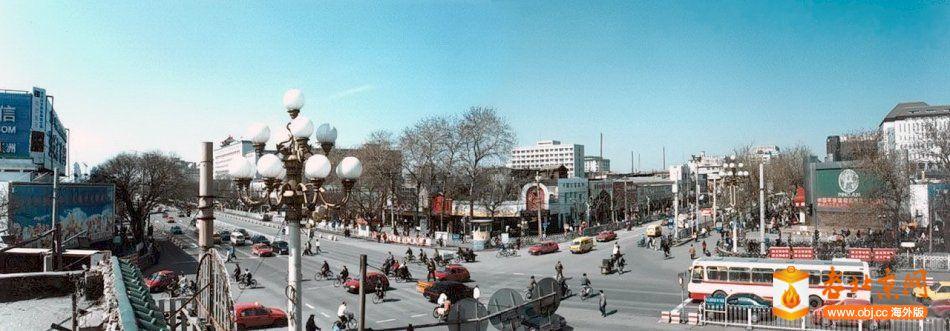 1990年前後,西單路口西北向.jpg