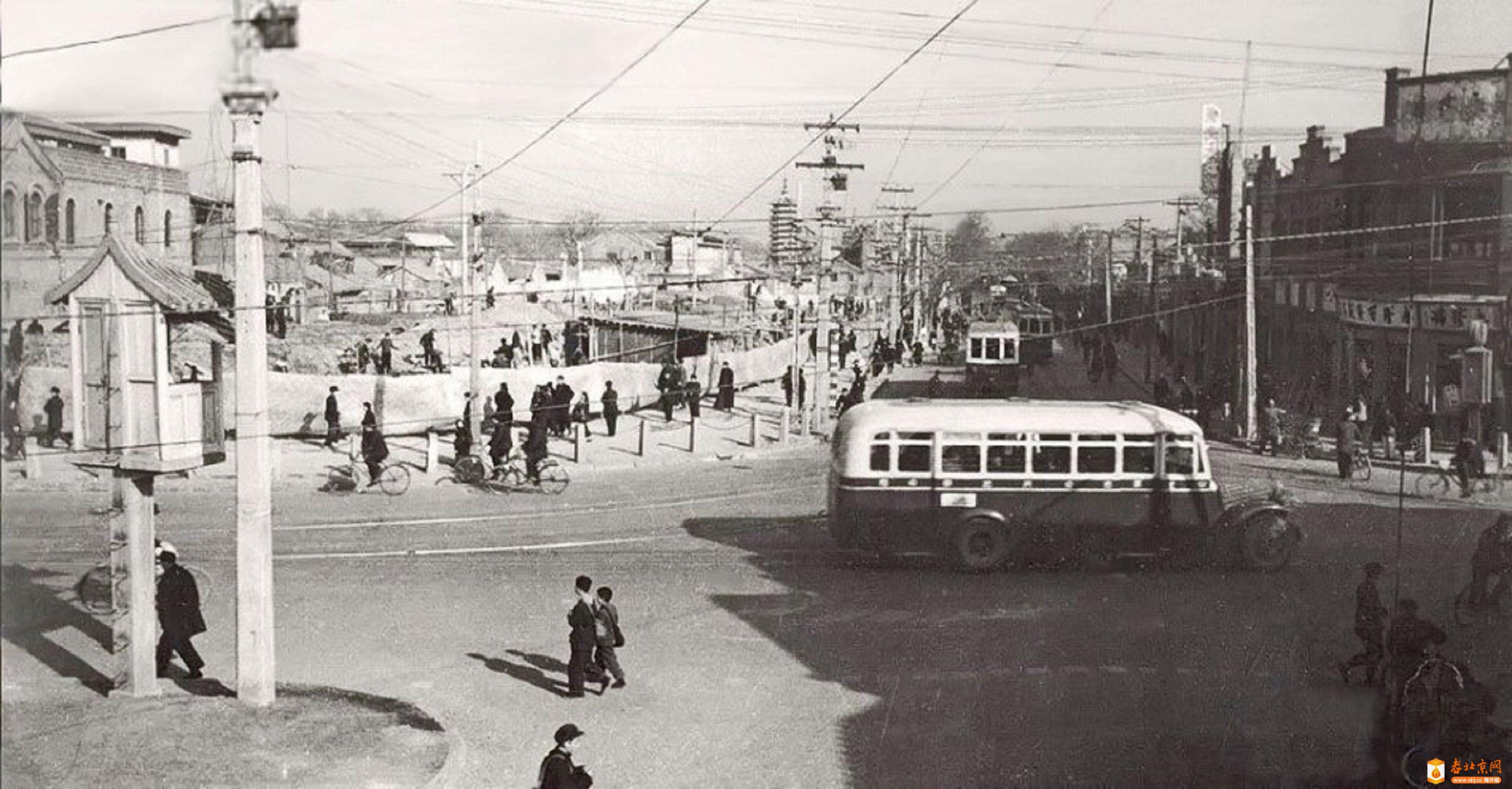2033.西单路口                    (1954年?).jpg