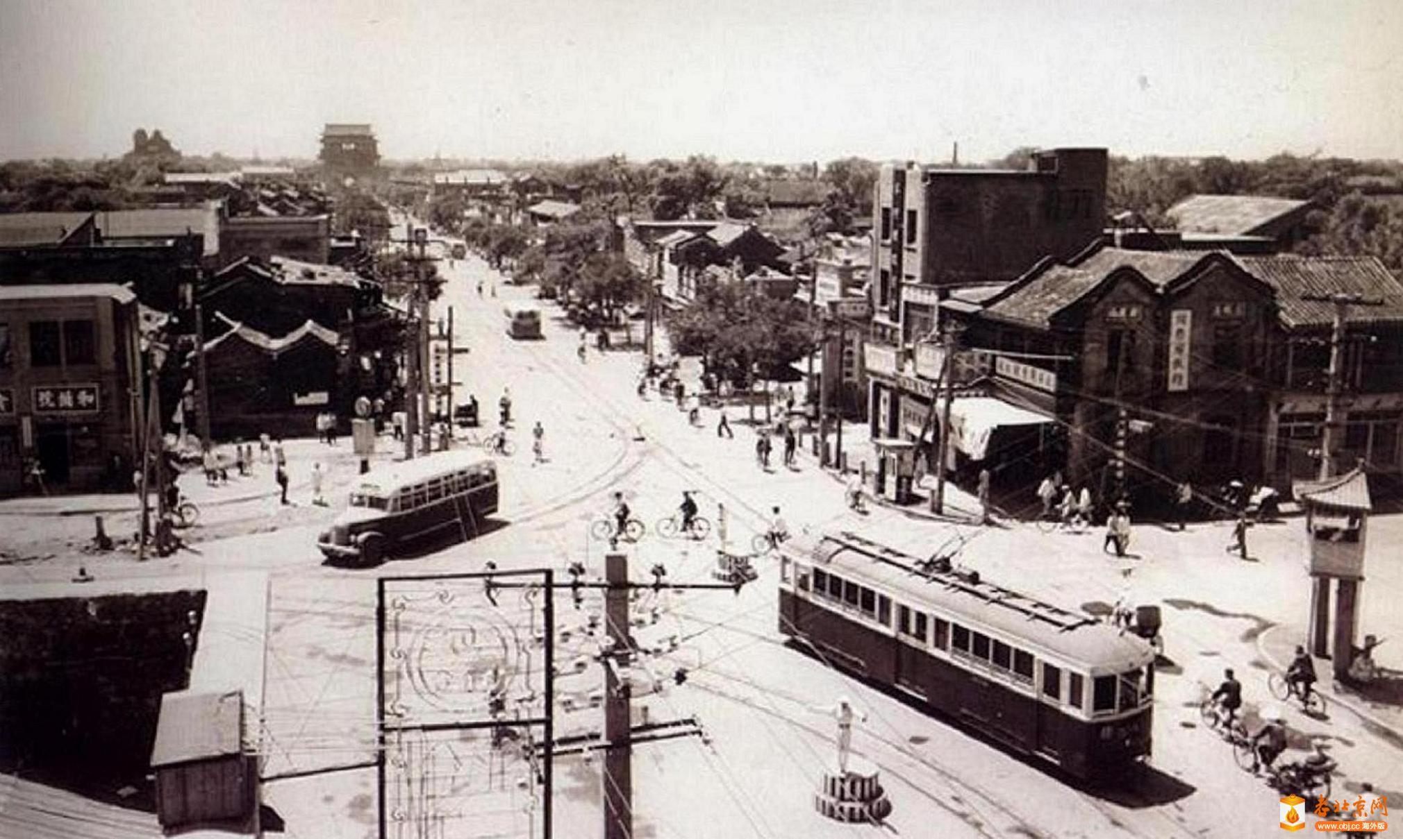 2034.西单路口                    (1956年).jpg