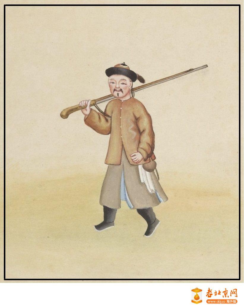 清国京城市景风俗图.Les Rues de Pékin.2册.19世纪_page83_image1a.jpg