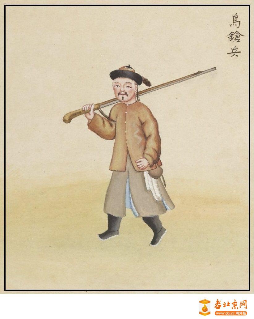 清国京城市景风俗图.Les Rues de Pékin.2册.19世纪_page83_image1aa.jpg