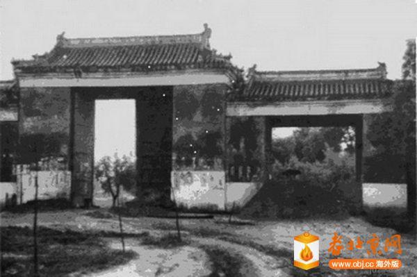 1937年7月下旬前后的大红门.jpg
