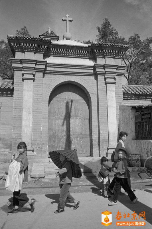 1965年,北京南堂斋藤康一VCG111169763549.jpg