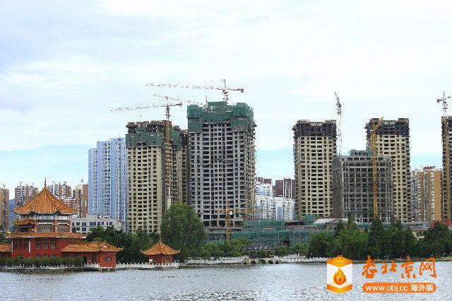 发展中的城市