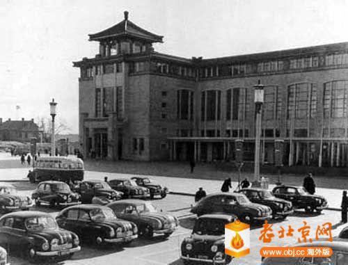 60-70年代的北京站图片.jpg