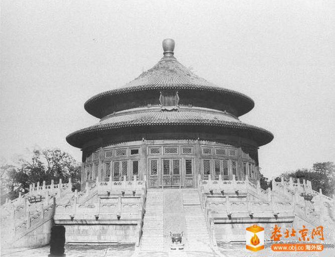 62小图,1900年八国联军焚毁以前的大光明殿.jpg