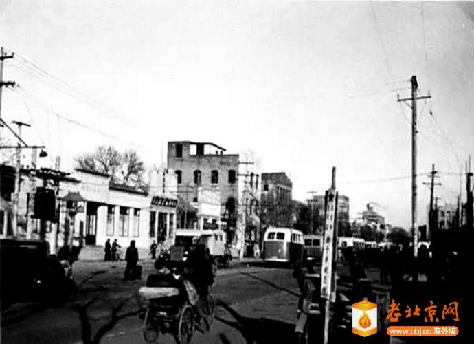 1956年 东安门大街 (3).jpg