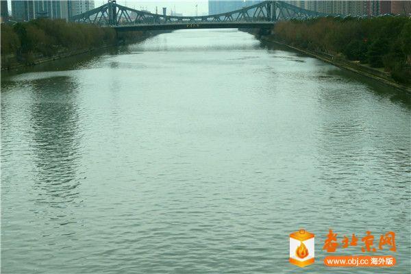 老董拍摄的大运河无锡段一景