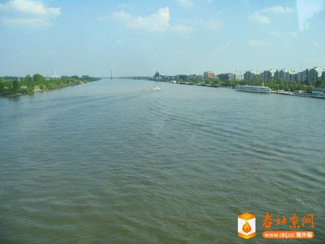 多瑙河维也纳段1