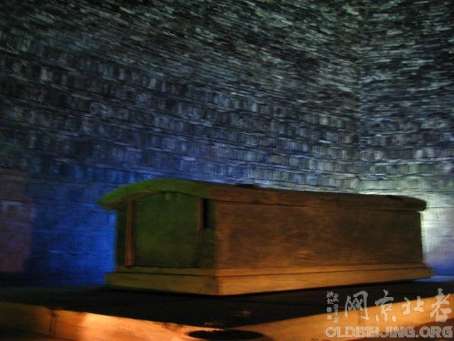 北魏墓葬结构图