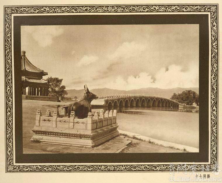 如画的老北京
