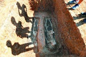 [转帖]20余清代古墓现身北京密云 4处已被挖出