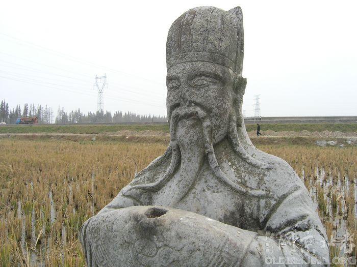 湖北潜江十号湖村墓