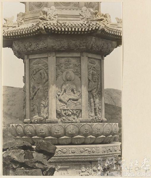 【老照片一组】海达-莫里逊--玉泉山