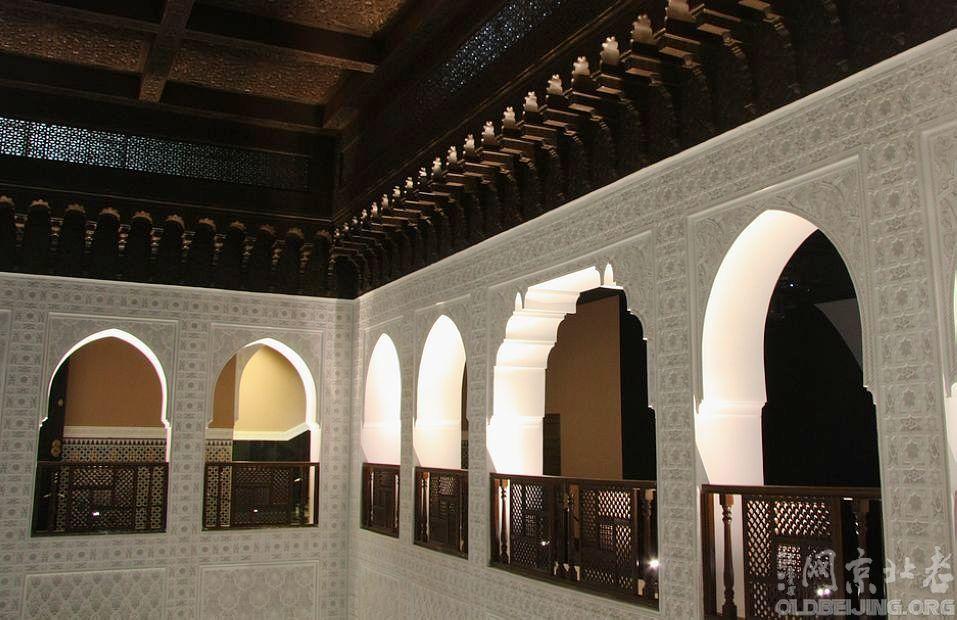[原创]上海世博会摩洛哥馆-摄影园地-服务器里的北京