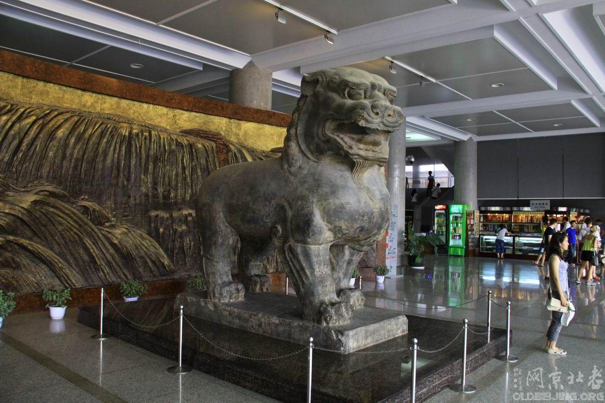 [讨论]不知出处的唐陵石狮子