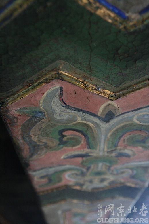 古建筑彩画征集线索贴