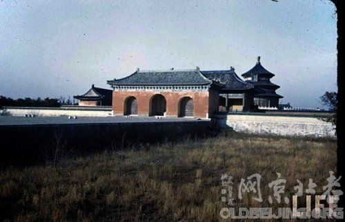 发点儿北京的老照片