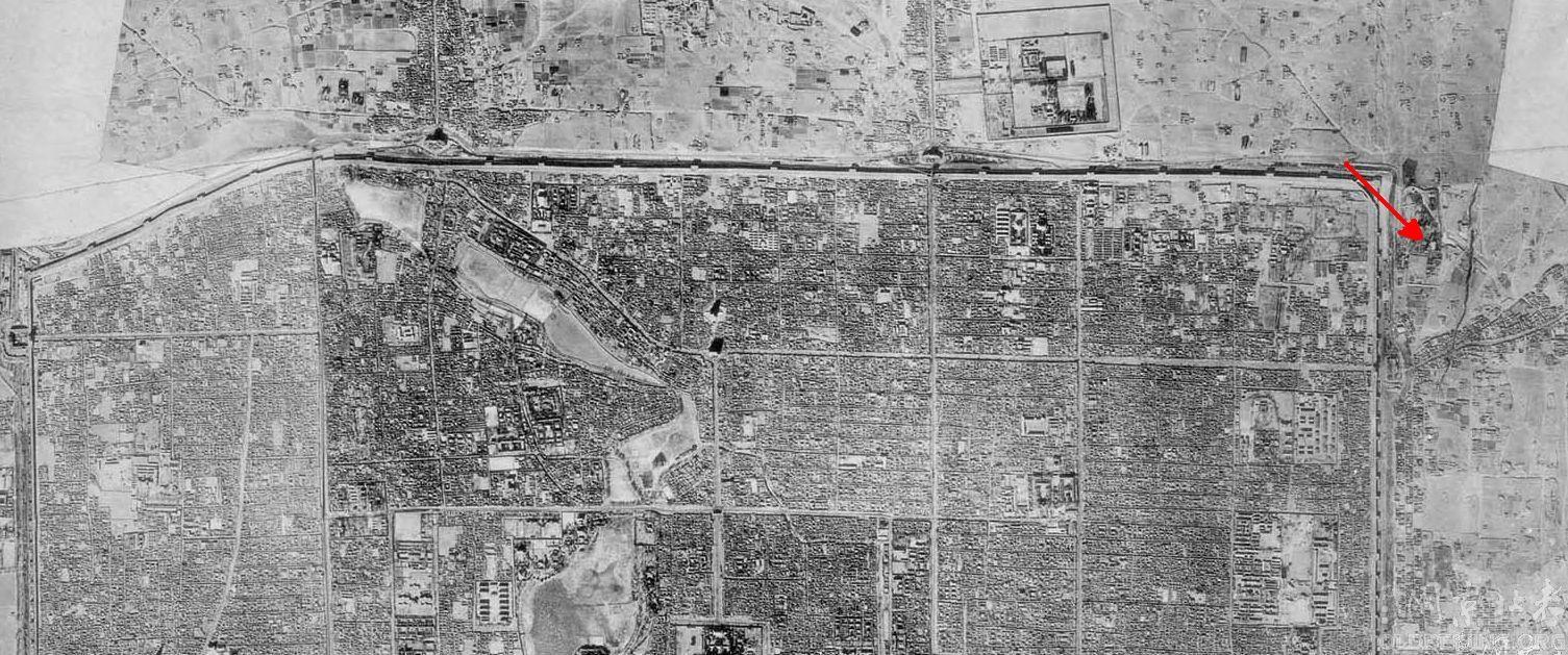 东直门水厂水塔——一个分析实例-老照片考证区-服务
