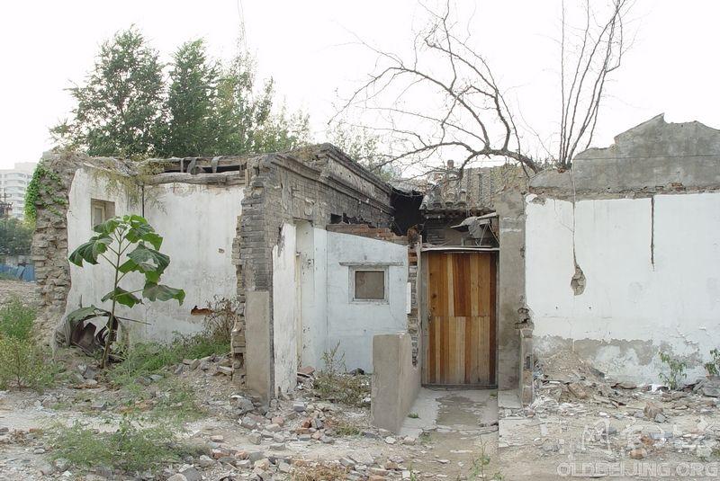 [资料]兵马司胡同-2005年