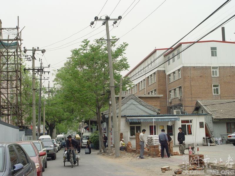 [资料]宏庙胡同-2005年