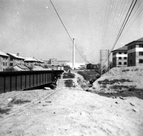 京张铁路广安门至西直门段已无迹可寻