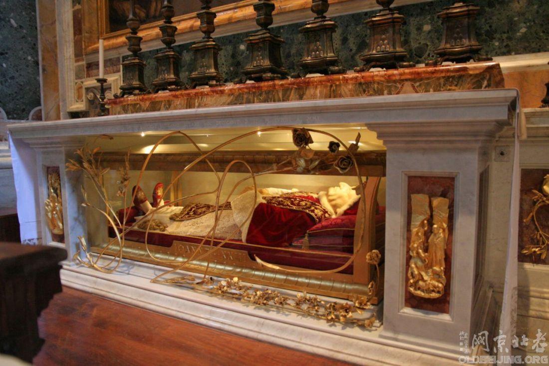 【图片】罗马266位教皇魂归何处?待我为您一一指来~