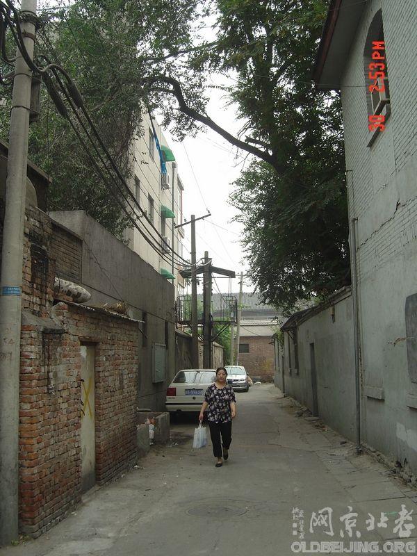 [资料]安平里胡同-拍记资料区-服务器里的北京-老图片
