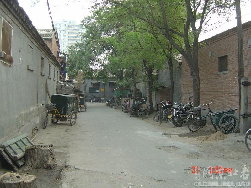 [资料]梁家园西胡同