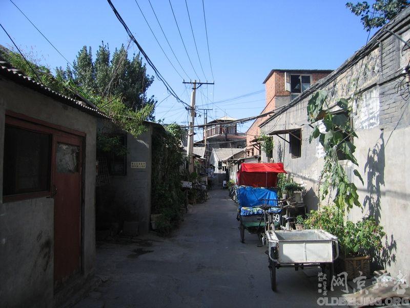 [资料]朱茅胡同