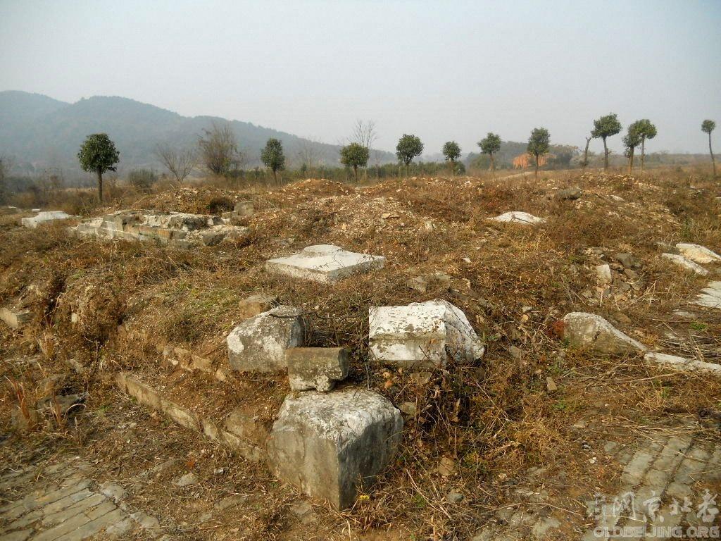 明楚庄王墓
