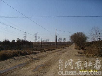 沈阳北郊*与村庄一起消失的公主坟