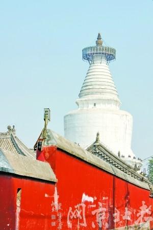这座砖塔是北京城里唯一的一座砖塔