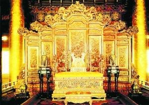 中国古代国家权力的交接模式