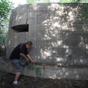 """卢沟桥附近重要侵华证据被忽视 日军三座碉堡待办""""身份证"""""""