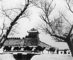 北平市井--1930年代德国女摄影师镜头中的北京