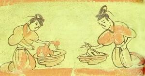 中国古代的过年食俗