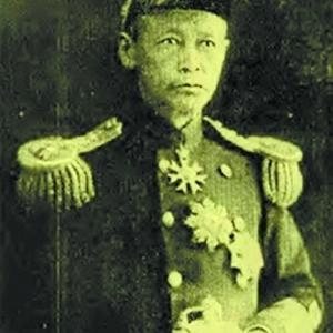 民国第一任海军总司令萨镇冰的传奇人生