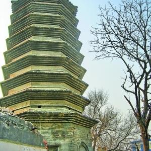 北京古塔面面观