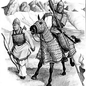 """中国古代的""""特种兵"""""""