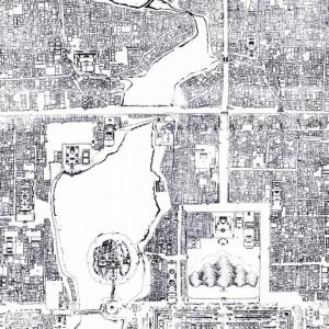 元大都萧墙北垣与玉河湾及相关桥梁名称位置关系考辨