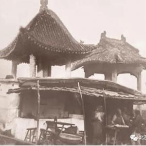 北京卢沟桥御碑亭哪去了