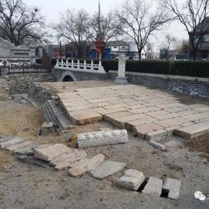大都龙脉——东、西步量桥之谜(上)
