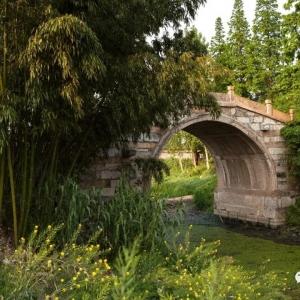 草堰古镇的两座古桥